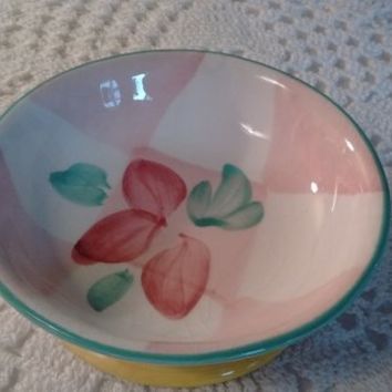 Vintage Hand Painted Soap Dish: