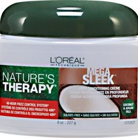L'Oreal Nature's Therapy Mega Sleek Deep Conditioning Creme