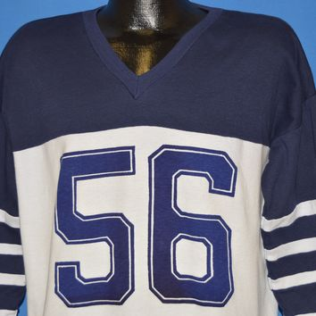 80s Football Style Jersey #56 t-shirt Extra Large