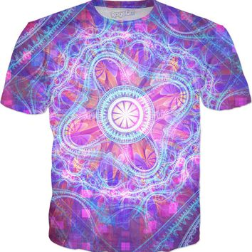 Grand Disco | Fractal Clothes | Rave & Festival Shirt
