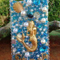 iPhone 5 Lovely Mermaid Case