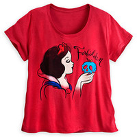 Snow White Tee for Women - Plus Size