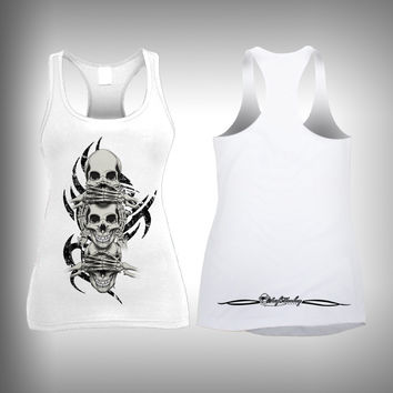 See no Evil - Womens Tank Top