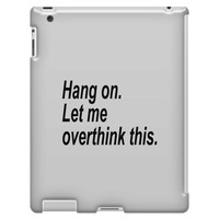 hang on iPad 3 and 4 Case
