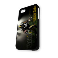 Willie Parker Pittsburgh Steelers iPhone 4/4S Case