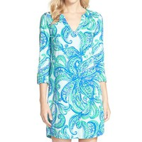 Women's Lilly Pulitzer 'Rossmore' Print Pima Cotton Tunic Dress,