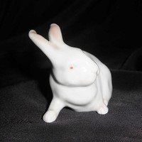 Royal Copenhagen Bunny Rabbit Figurine Home Decor Danish Denmark
