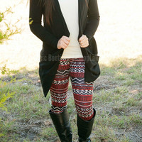 SAVANNAH SUNSET LEGGINGS