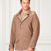 Ibsley Merino Wool Jacket
