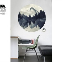Reflect - Surface Collective | Premium Wall Graphics