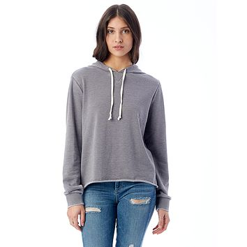 Alternative Apparel - Day Off Burnout French Terry Nickel Hoodie
