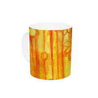 "Ebi Emporium ""Summer Sentiments"" Ceramic Coffee Mug"