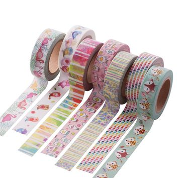 Gift Melody Line  Friend Kawaii Decorative Japanese Washi Tape
