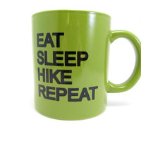Eat Sleep HIKE Repeat