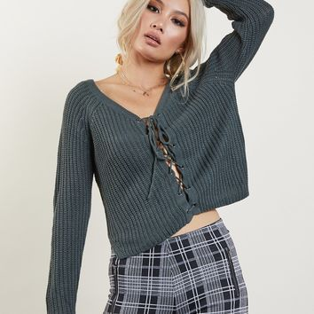 Laced In Sweater