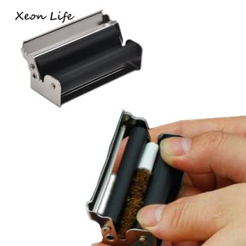 ISHOWTIENDA New 1pc 7.3*2.8*2CM Joint Roller Machine Size 70mm Blunt Fast Cigar Rolling Cigarette Weed Raw