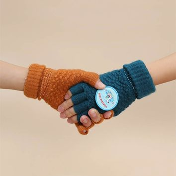Tyakasha Park Two Color Gloves