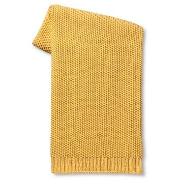 Threshold ™ Solid Sweater Knit Throw Blanket