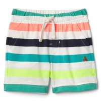 Stripe Shorts|gap