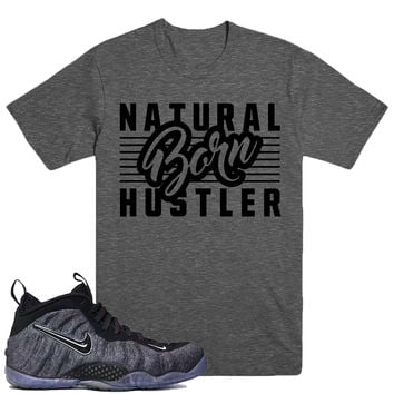 BORN HUSTLER- Nike Foamposite Tech Fleece