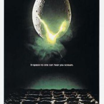 "Alien Poster Movie Poster Insert 14""X36"""