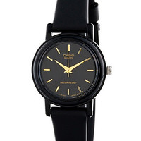 American Apparel - LQ-139AMV-1E Casio Analog Round Resin Ladies Watch - Mark
