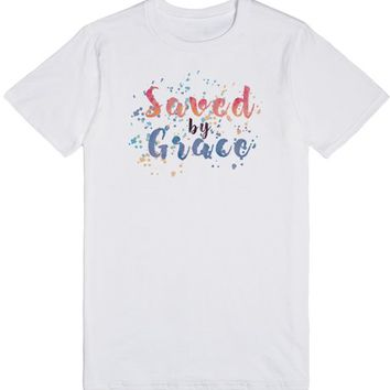 Saved by Grace Tee!