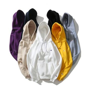 champions hoodie high quality sweatshirt cotton hoodie winter hoodie for man multiple colors available
