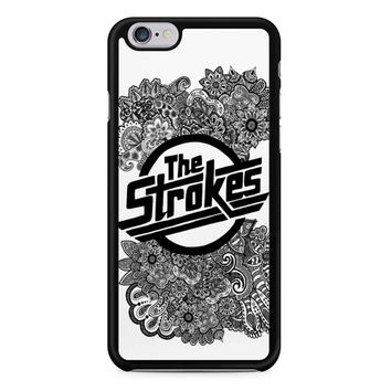 The Strokes Zentangle Logo iPhone 6/6s Case