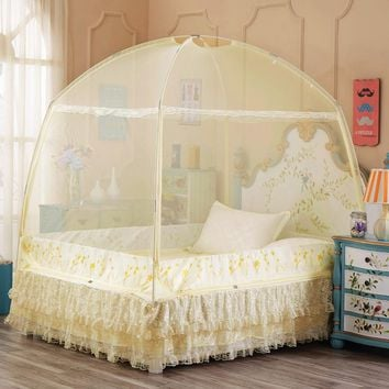 Mosquito Net Curtain Moustiquaire Lit Bed Net Students Bed Canopy Adults Tent Bed Netting Curtain Dustproof Bedroom Mosquito Net