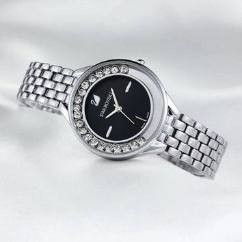 SWAROVSKI Women Fashion Trend Quartz Movement Wristwatch Watch