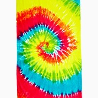 Acid Heat Beach Towel