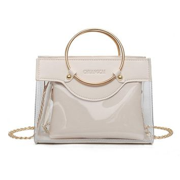 Elegant Transparent Clear Bag