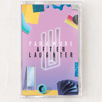 Paramore - After Laughter Cassette Tape | Urban Outfitters