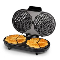 Tristar WF2120 Waffle Maker for Heart Waffles