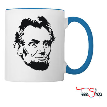 Abe Lincoln Coffee & Tea Mug