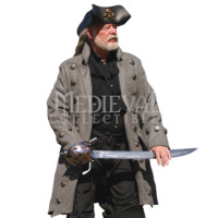 Buccaneer Coat - 100780 by Medieval Collectibles