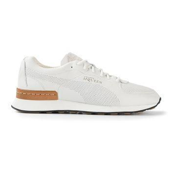 puma black label by alexander mcqueen lace up trainer  number 1