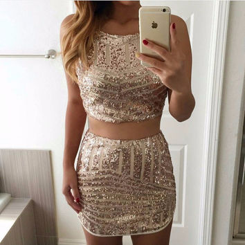 Shine Bright Two-Piece