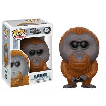 Maurice War for the Planet of the Apes Funko Pop! Vinyl Figure #454