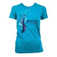 Free Yourself - Freediving Shirt | Freediving Apparel | Freediving Clothing