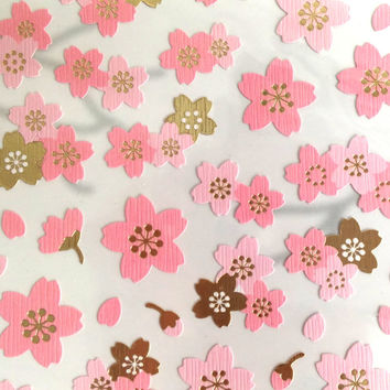 Japan Style Cherry Blossoms stickers
