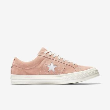 HCXX CONVERSE ONE STAR X GOLF LE FLEUR SUEDE - PINK
