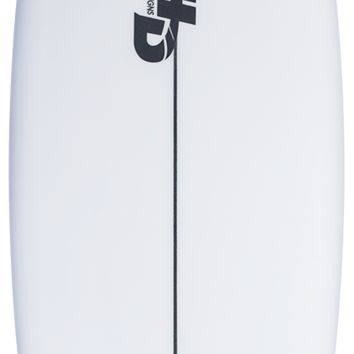 DHD Surfboards Black Diamond-5'8""