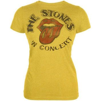 PEAPGQ9 Rolling Stones - In Concert Juniors T-Shirt