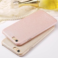 Fashion  Case For iPhone 6 6S 4.7 Inch Soft Feeling Phone