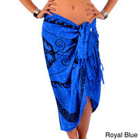 Tattoo Sarong Cover Up