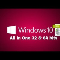 Windows 10 All in One ISO Preactivated X86, X64 Free