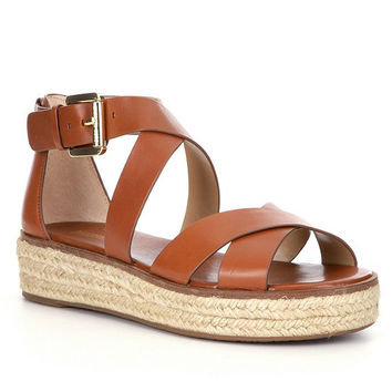 MICHAEL Michael Kors Darby Sandals | Dillards