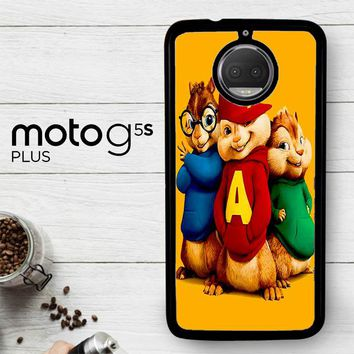 Alvin And The Chipmunks Character V 2074  Motorola Moto G5S Plus Case